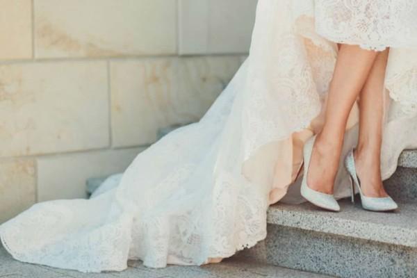 Αυτή η νύφη λίγο πριν το γάμο γύρισε τα παπούτσια της ανάποδα - Αυτό που αντίκρισε την έκανε να ανατριχιάσει