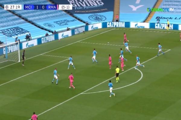 Champions League: Μάντσεστερ Σίτι και Λιόν στο Final 8 - Eκτός Ρεάλ Μαδρίτης και Γιουβέντους (Video)
