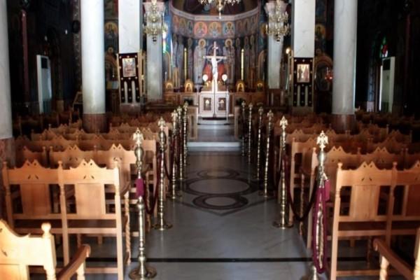 Εκκλησίες: Παρατείνονται τα περιοριστικά μέτρα