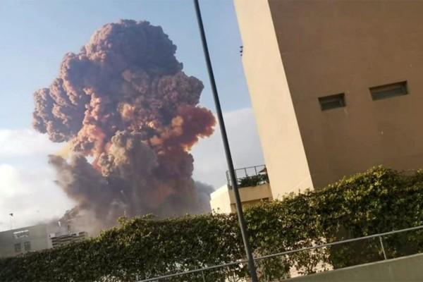 Κόλαση στον Λίβανο: Απανωτές εκρήξεις στη Βηρυτό με φόβο για δεκάδες τραυματίες