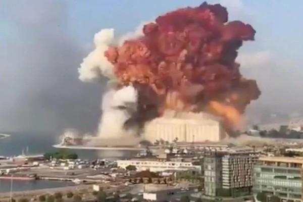 Τραγωδία στη Βηρυτό: Αναφορές για τουλάχιστον 10 νεκρούς από την έκρηξη