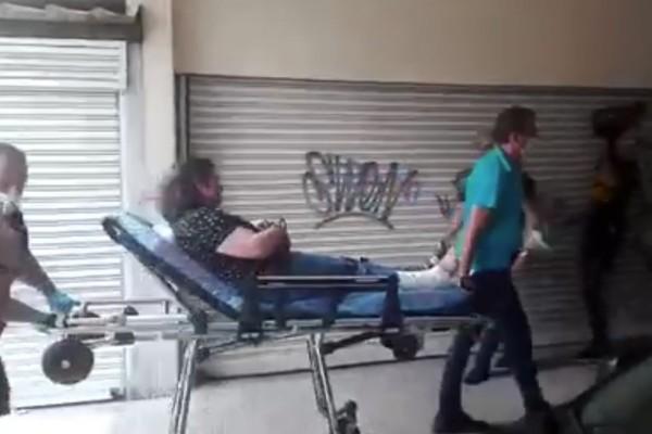 «Ήταν τόσο το αίμα που...» - Ανατριχιαστική μαρτυρία για την επίθεση με τσεκούρι στην Κοζάνη