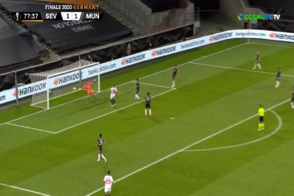 Europa League: Στον τελικό η Σεβίλλη - Νίκησε με ανατροπή τη Μάντσεστερ Γιουνάιτεντ (Video)