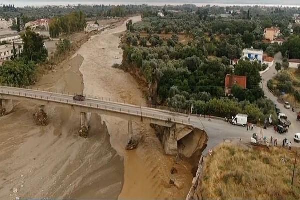 Εικόνες βιβλικής καταστροφής στην Εύβοια: 7 νεκροί - Ένας αγνοούμενος (photo-video)