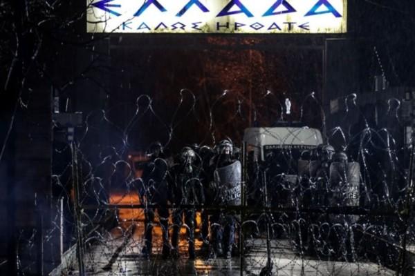 Έβρος: Δημιουργείται νέος φράχτης και ενισχύεται ο παλιός