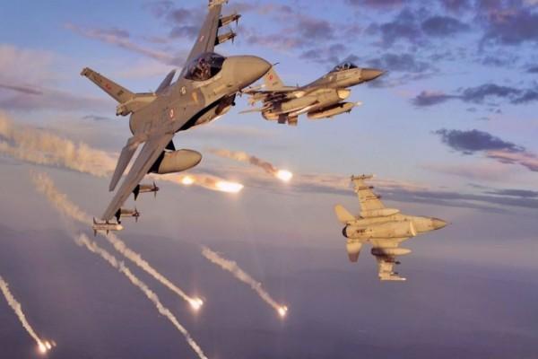 Εμπλοκή στο Αιγαίο: Θερμοβολίδες εναντίον Έλληνα πιλότου