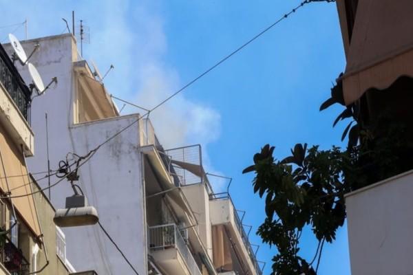 Τραγωδία: Δύο νεκροί από τη φωτιά σε διαμέρισμα στην Κυψέλη