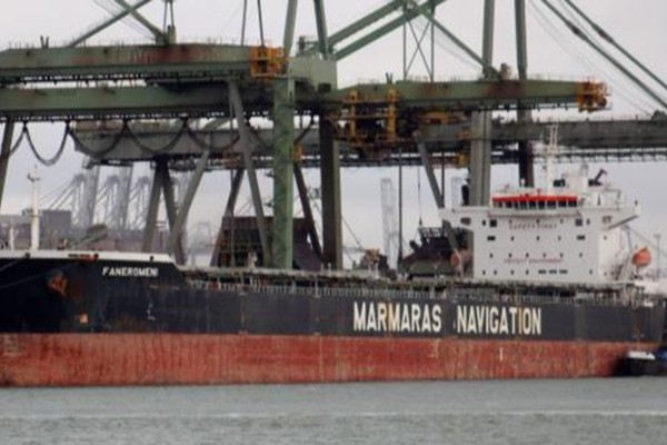 Φωτιά σε ελληνικό φορτηγό πλοίο στην Αραβική Θάλασσα