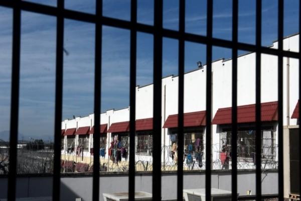 Κορωνοϊός: Θετικός 27χρονος κρατούμενος στις φυλακές Κομοτηνής