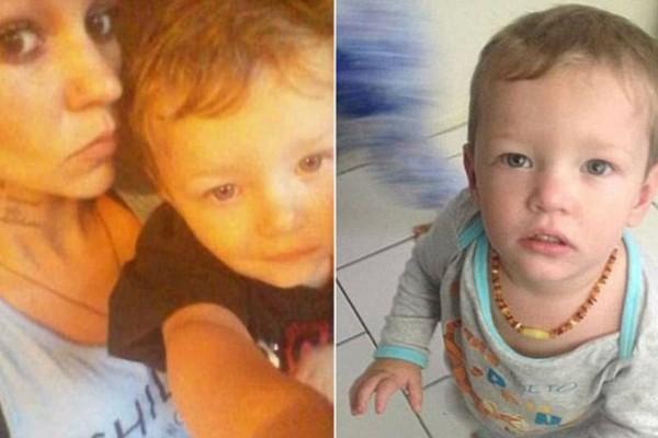 Άφησε το γιο της στον πρώην μόνο για λίγη ώρα - Όταν της έστειλε φωτογραφία το πρόσωπό του μέσα στον εμετό, ήταν ήδη αργά...