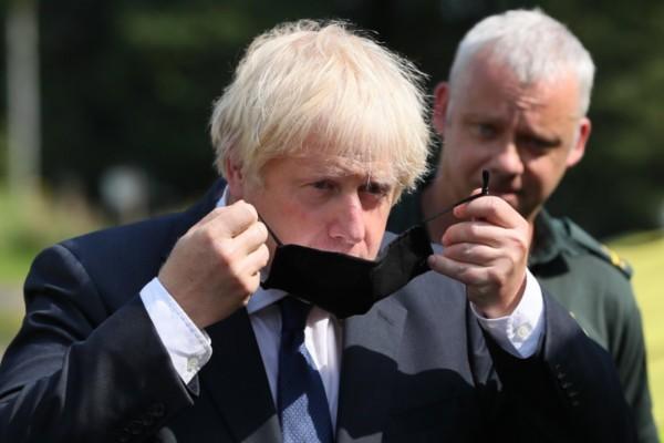 «Βόμβα» στη Βρετανία: «Παραιτείται λόγω κορωνοϊού ο Μπόρις Τζόνσον»