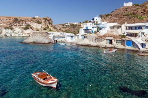 Επίγειος παράδεισος: To νησί -