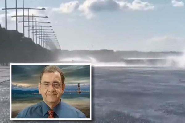 «Αποφύγετε τα θαλάσσια σπορ και το ψάρεμα γιατί...» - Ο Θοδωρής Κολυδάς προειδοποιεί