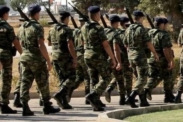 Συναγερμός με κρούσματα κορωνοϊού στον Ελληνικό Στρατό