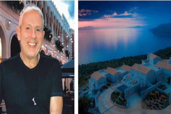 Μάνη: Ο Τάσος Δούσης μας προτείνει ένα ονειρικό ξενοδοχείο που αγγίζει το 10άρι