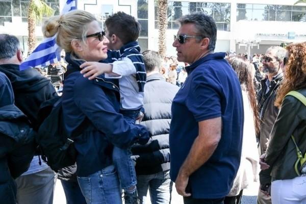 «Ανησύχησα για τα παιδιά μου» - Τα λόγια του Γιώργου Λιάγκα μετά το διαζύγιο από τη Φαίη Σκορδά