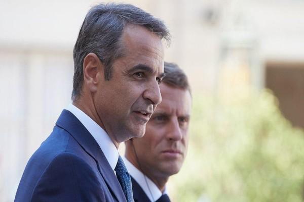 Συναγερμός στο Αιγαίο: Επικοινωνία Μητσοτάκη με Μακρόν και Αλ Σίσι - Προτείνει διάλογο η Γερμανία