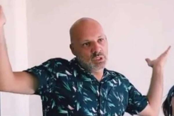 Επικό το βίντεο του Νίκου Μουτσινά - Έκανε... χαμό στις διακοπές του