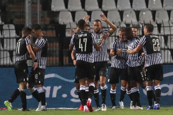 Champions League: «Φουριόζος» ΠΑΟΚ… επακούμβησε την Μπεσίκτας και προκρίθηκε