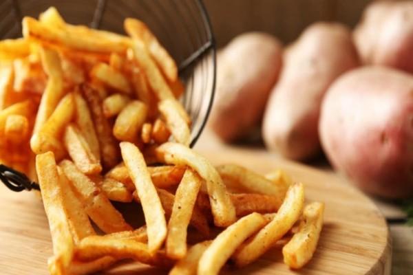 Ξεροψήνετε τις πατάτες τηγανητές; Ο καρκίνος καραδοκεί!