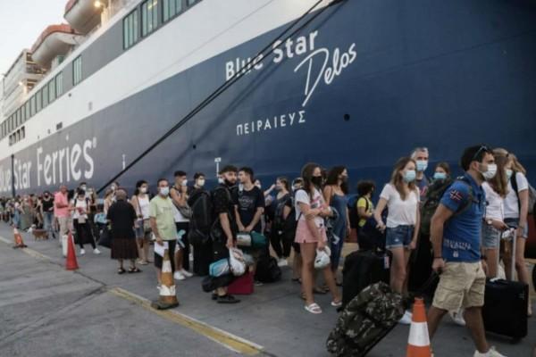 Κορωνοϊός: Αυξάνεται στο 80% η πληρότητα επιβατών στα πλοία - Αυτό είναι το νέο πρωτόκολλο