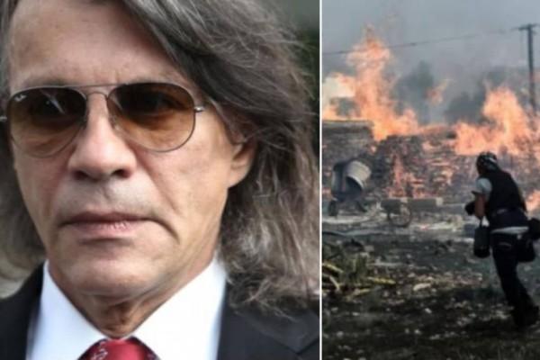 Ο Ηλίας Ψινάκης διασκέδαζε στη Μύκονο λίγες μέρες πριν την απολογία του για την πυρκαγιά στο Μάτι - Φωτογραφία ντοκουμέντο!