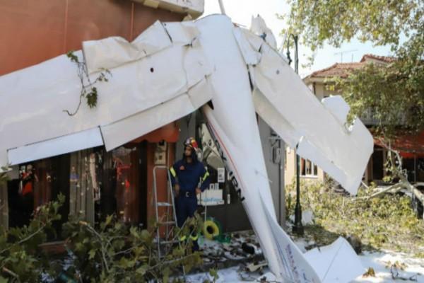 Σέρρες: Αυτός είναι ο 19χρονος πιλότος του μοιραίου αεροσκάφους - Σώθηκε από θαύμα
