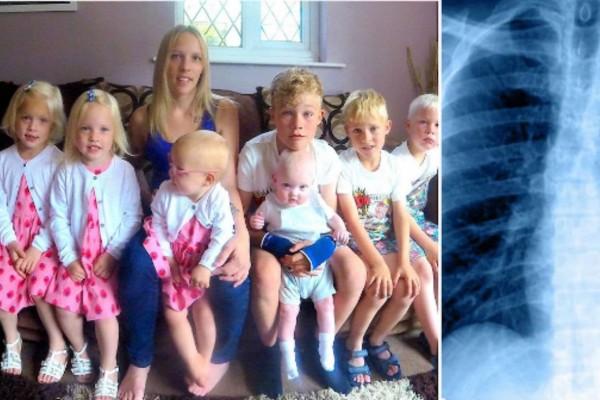 O σύζυγος της πέθανε ξαφνικά και την άφησε με 8 παιδιά - Τότε θυμήθηκε πως ο άντρας της συμπεριφέρονταν παράξενα στο κρεβάτι