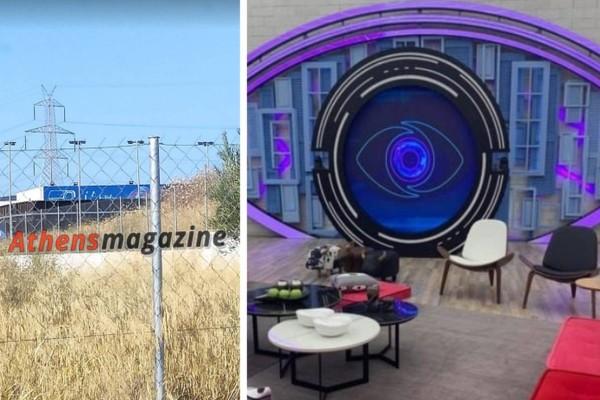 Big Brother Αποκλειστικό: Μέσα στα... φίδια έχει κατασκευαστεί το σπίτι - Πρόχειρη κατασκευή