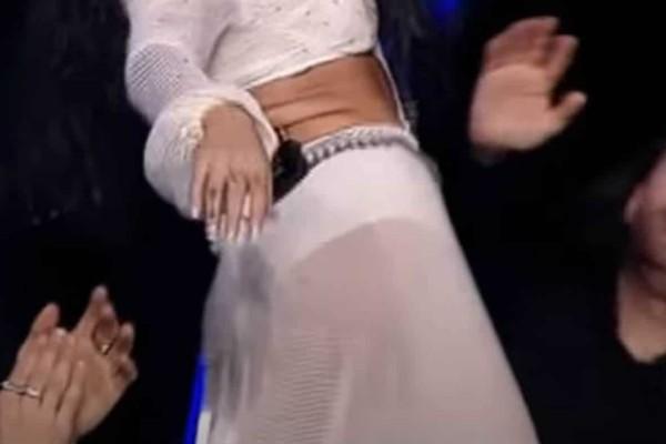22χρονη καλλονή χόρεψε καυτό τσιφτετέλι και