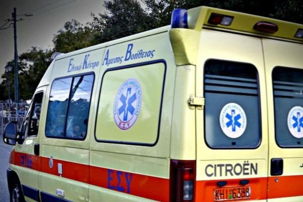 Τραγωδία στην Κρήτη: Νεκρός 48χρονος σε τροχαίο