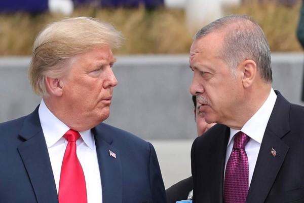 «Σκουραίνει» η κατάσταση στη Μέση Ανατολή: Η συμφωνία που έκανε έξαλλους Τουρκία και Ιράν έναντι του Τραμπ