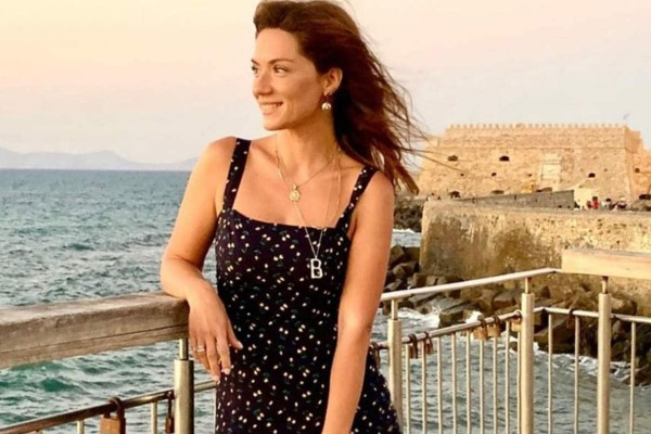 Ευχάριστα νέα για τη Βάσω Λασκαράκη - Λάμπει από ευτυχία
