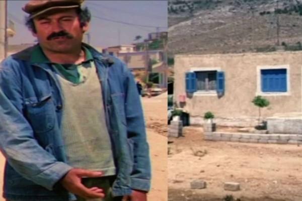 Θανάσης Βέγγος: Το σπίτι που «έχτισε» ο ίδιος το 1972 και παραμένει ακόμα όρθιο (photos)