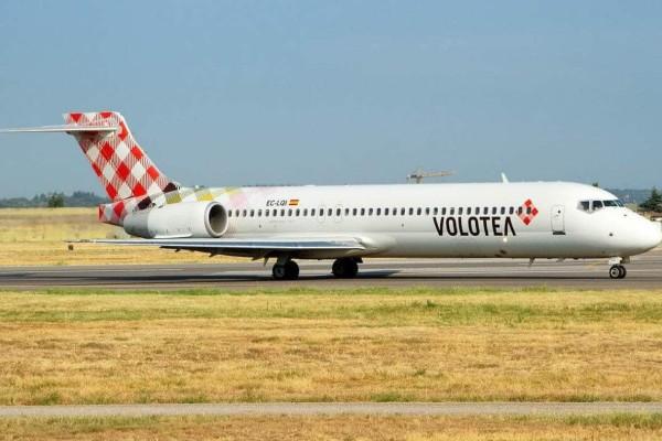 Μοναδική προσφορά από τη Volotea - Ταξιδέψτε τον Αύγουστο μόνο με...
