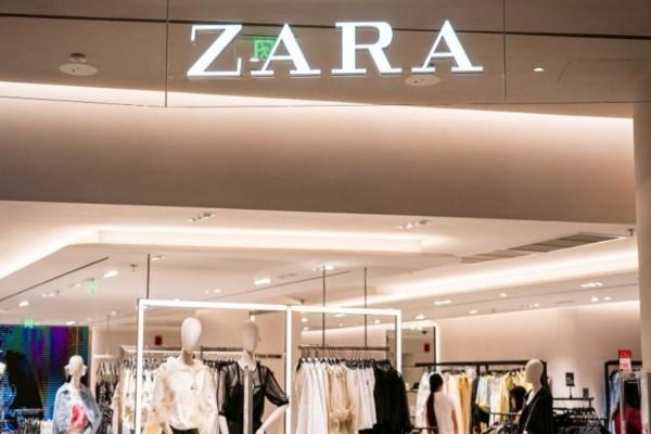 Τρέλα στα Zara: Το υπέροχο φόρεμα που θα τρέξουν όλες οι γυναίκες να αγοράσουν