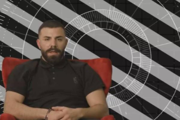 «Είσαι το απόλυτο σκουπίδι»: Άγρια επίθεση στα social media του Αντώνη από το Big Brother!