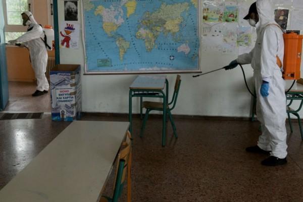 Κορωνοϊός: Αυτή είναι η λίστα με τα 152 κλειστά σχολεία και τμήματα σε όλη την Ελλάδα (Video)