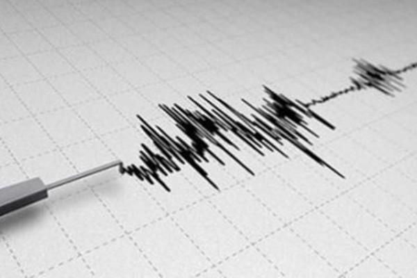 Ισχυρός σεισμός στην Κρήτη