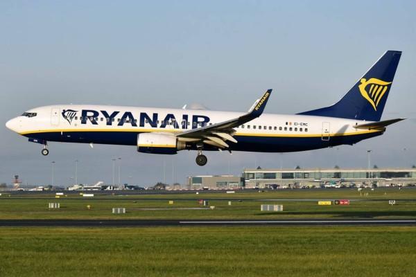 Ryanair προσφορά: Πτήσεις από €7,99 για ταξίδια τον Σεπτέμβριο και τον Οκτώβριο!