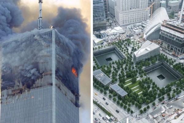 11η Σεπτεμβρίου: Πως είναι σήμερα το σημείο όπου βρισκόντουσαν οι Δίδυμοι Πύργοι;