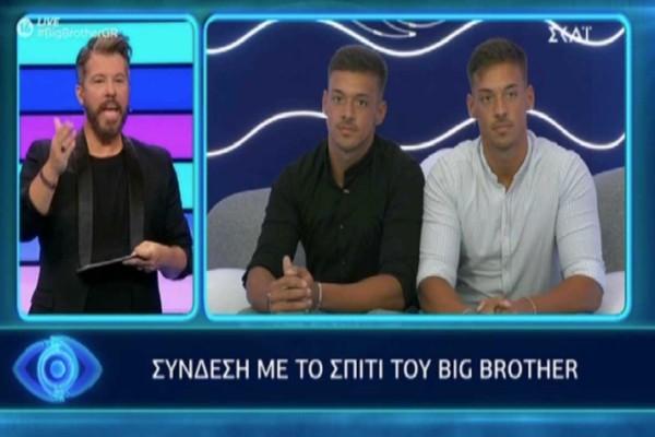 Big Brother: Οι δίδυμοι και η Ραΐσα μίλησαν για το φλερτ τους - Όλη η αλήθεια