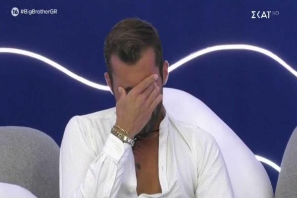 Big Brother: Συγκλόνισε ο Δημήτρης Κεχαγιάς - Τα δάκρυα για τη μητέρα του και η χάρη που ζήτησε