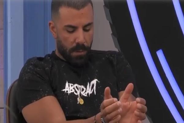 Αντώνης Αλεξανδρίδης: «Θα του βγάλω το λαρύγγι...» - Νέα σοκαριστική ατάκα στο φώς από τον πρώην παίκτη του Big Brother (Video)