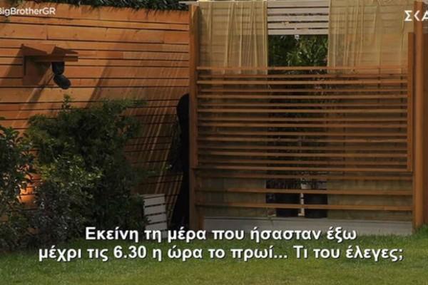 Big Brother: Ο Κεχαγιάς «στρίμωξε» τη Σοφία - Οι... ζήλιες του για τον Γρηγόρη (Video)