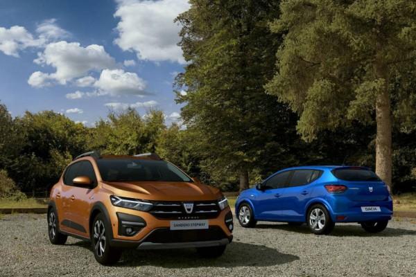 Dacia Sandero, Sandero Stepway & Logan: Ουσιαστικά, σύγχρονα και 3 φορές καλύτερα!