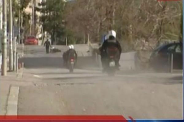 Σοκ στη Μάνδρα: Άγρια δολοφονία 77χρονου (Video)