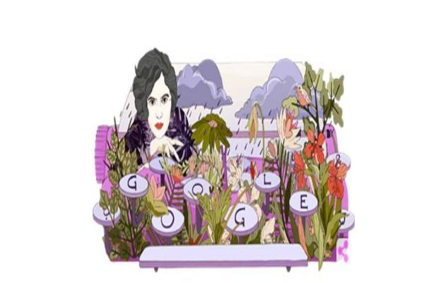 Google: Αφιερωμένο στην Πολωνή ποιήτρια Μάσα Καλέκο το σημερινό doodle