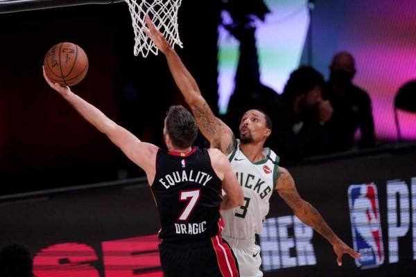 NBA Playoffs: «Πικρό» φινάλε για... τον απόντα Γιάννη και τους Μπακς