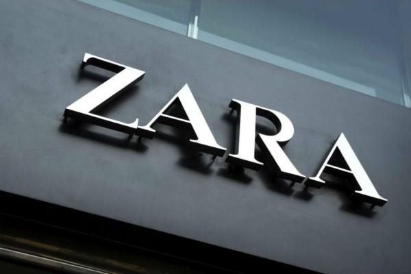 Το lingerie φόρεμα από τα ZARA είναι η επιτομή της κομψότητας και του αισθησιασμού